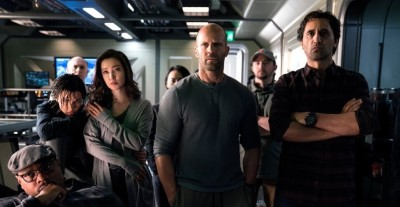 THE MEG: Jason Statham Battles History's Most Dangerous Predator in the First Official Images