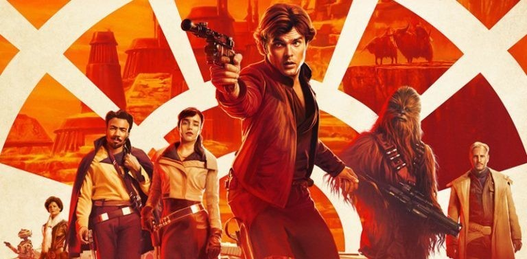 SOLO: A STAR WARS STORY: The Iconic Smuggler Turns Hero in the 2nd Official Trailer