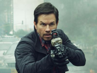 Mark Wahlberg Takes Aim in the Official Image from the Upcoming Action-Thriller MILE 22