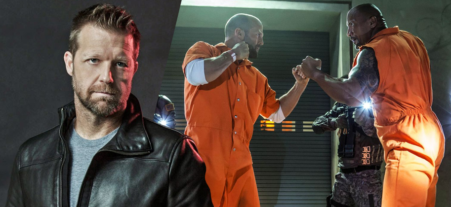 JOHN WICK Helmer David Leitch Confirmed to Direct the Hobbs/Shaw FAST AND FURIOUS Spin-Off