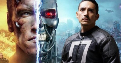 Gabriel Luna is the TERMINATOR in Director Tim Miller's Reboot of the Blockbuster Franchise!
