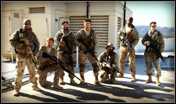WARFIGHTER: Jerry G. Angelo's Navy SEAL Action-Drama Releases on April 27th!