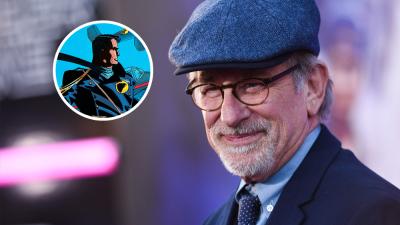 Steven Spielberg is Ready to Take On DC's BLACKHAWK!