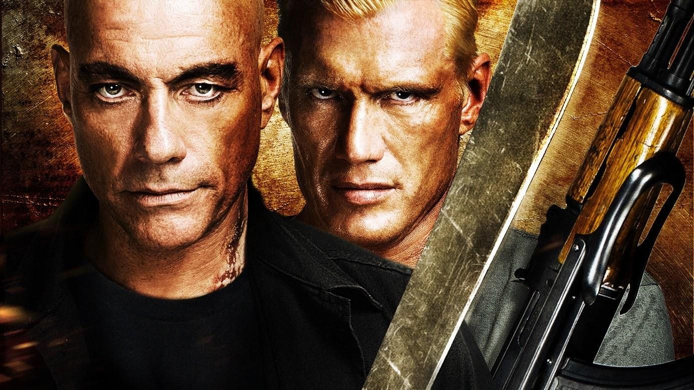 The Action Fix: It's a Double Shot of Van Damme VS Lundgren!