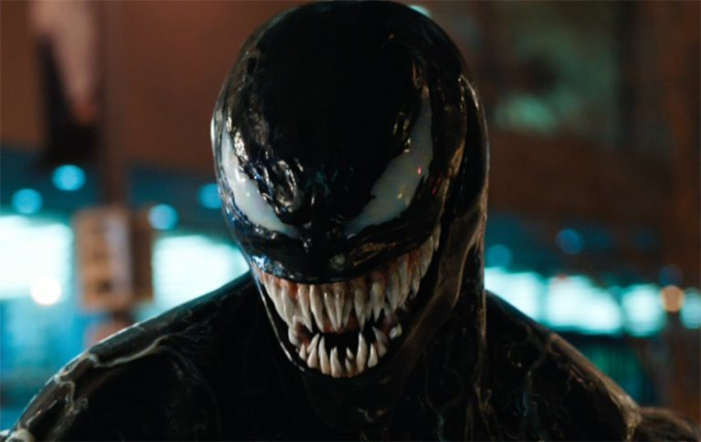VENOM: Tom Hardy Makes His Official Debut as Marvel's Anti-Hero in the New Trailer!