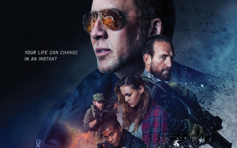 211: Nicolas Cage is On Patrol in the New Trailer for the Upcoming Actin-Drama