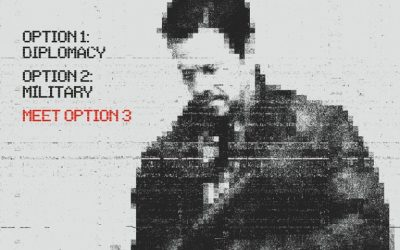 MILE 22: Meet Your Best and Final Option in the New Poster for the Mark Wahlberg Action-Thriller