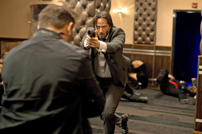 JOHN WICK CHAPTER 3: The Plot is Revealed for the Next Film at CinemaCon!