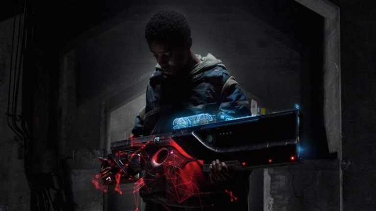 KIN: A Little Boy Gets a Big Gun in the New Trailer for the Sci-Fi Film