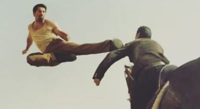 KARMOUZ WAR: Scott Adkins Aims High in the Explosive New Image for the Egyptian Action Film