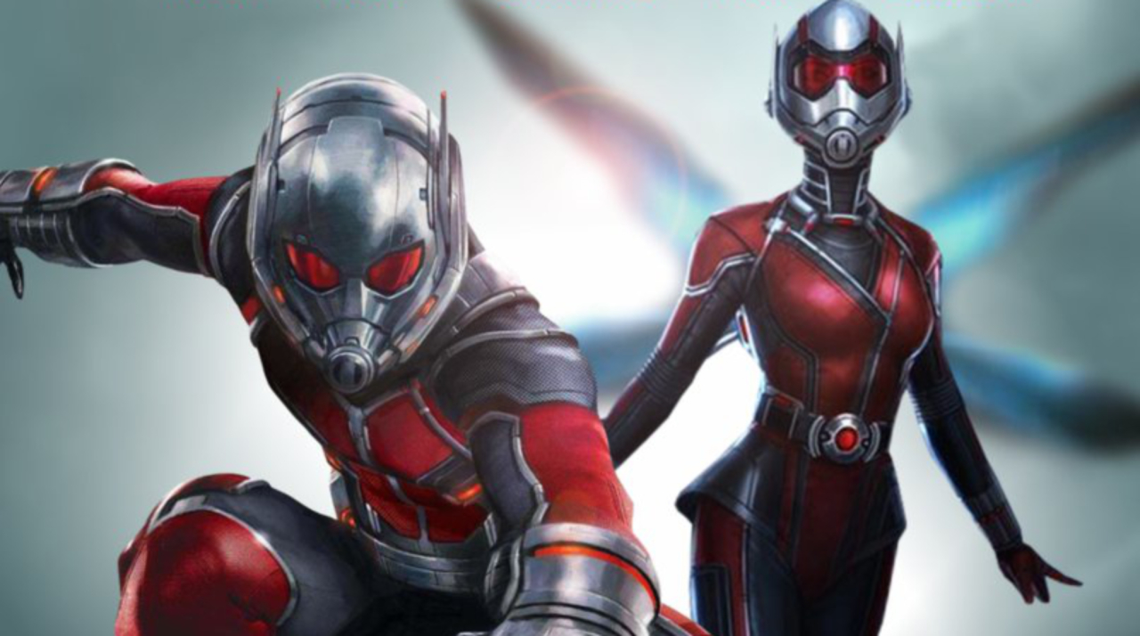ANT-MAN AND THE WASP: Tiny Superheroes Save the World in the 2nd Official Trailer