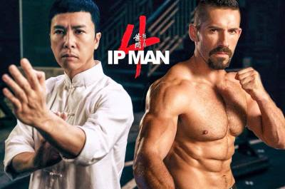 The Action Fix: Scott Adkins VS Donnie Yen!