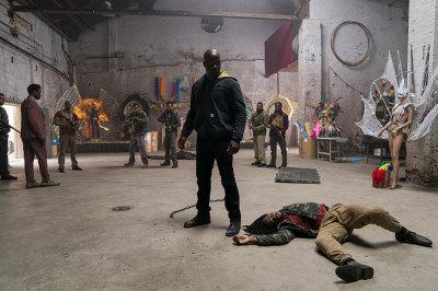 LUKE CAGE SEASON 2: Mike Colter Returns as Marvel's Indestructible Hero of Harlem!