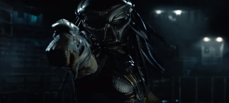 THE PREDATOR: Suburban America is the New Hunting Ground in the Official Teaser Trailer!