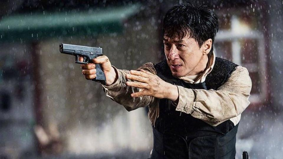 BLEEDING STEEL: Jackie Chan's New Sci-Fi Epic Attacks the U.S. this July!