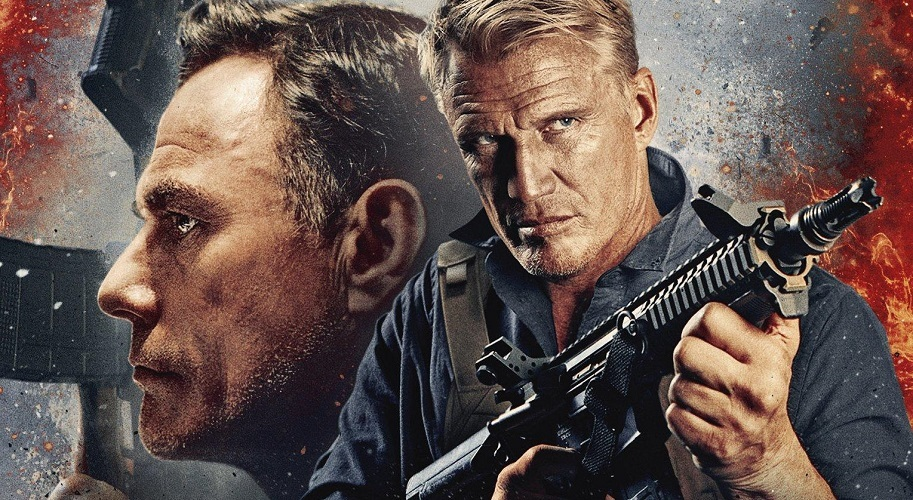 BLACK WATER: Van Damme and Lundgren's New Action Epic Unleashes a New Trailer!