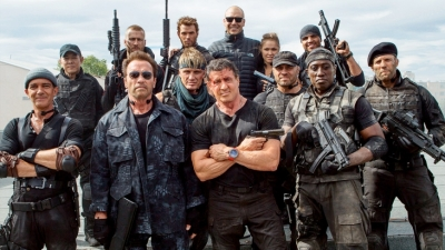 EXPENDABLES 4 with Stallone is on the Way! No, Really, I'm Serious this Time!