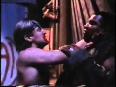 Classic Action: Jerry Trimble Goes FULL CONTACT in the Awesome 1993 Underground Fight Film