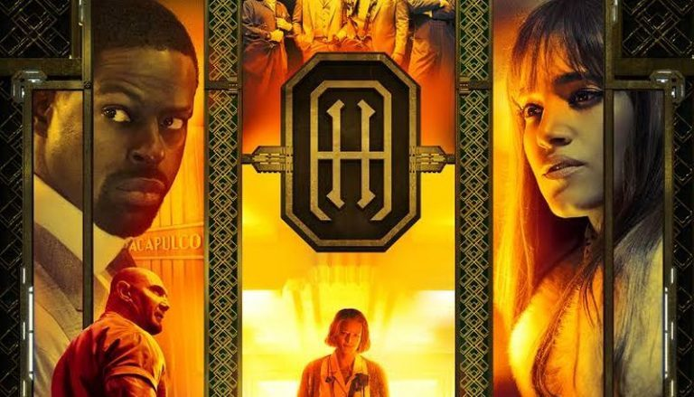 HOTEL ARTEMIS: The New Red Band Trailer Unleashes the Chaos!