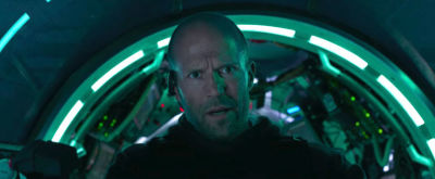 "THE MEG is ""Pleased to Eat You"" in the New Promo Spot for Jason Statham's Upcoming Shark Thriller!"