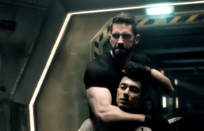 The Action Fix: Scott Adkins Makes Short Work of His Opponent in the Sci-Fi Thriller INCOMING