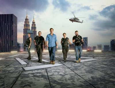 STRIKE BACK is Back in Production with New Cast Members Added!