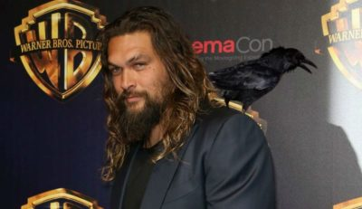 Jason Momoa and Director Corin Hardy are No Longer Involved with THE CROW Remake
