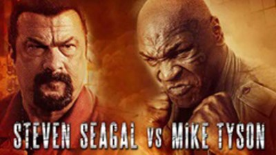 It's Tyson VS Seagal in a New Clip from CHINA SALESMAN!