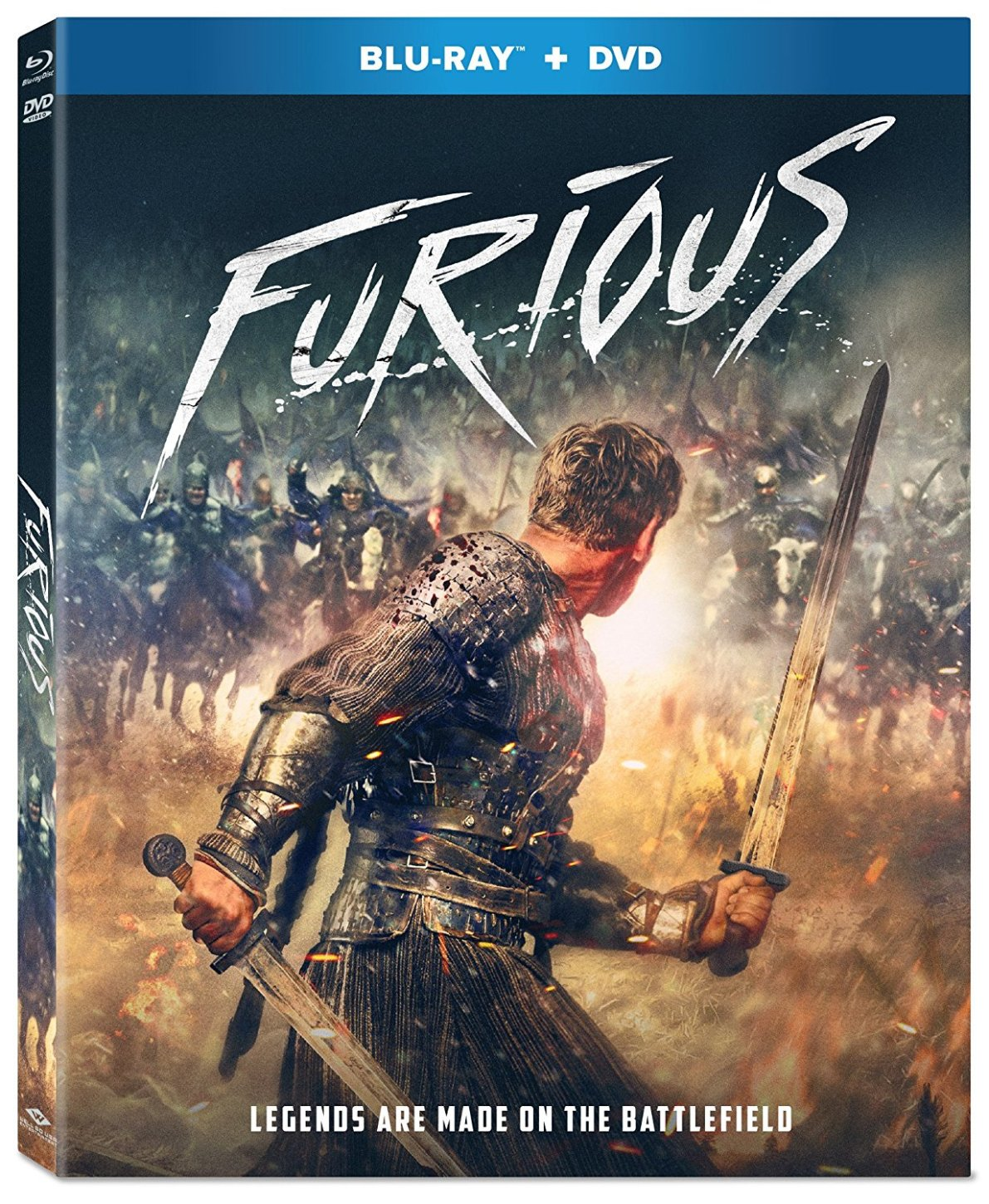 Home Video: One Hero will Lead the Way in the Russian Period Action Film FURIOUS