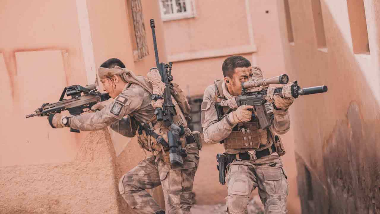 Home Video: Well Go USA Unleashes Dante Lam's OPERATION RED SEA on Blu-Ray in July
