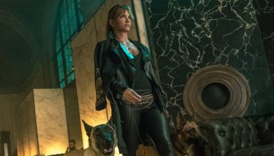 First Look at Halle Berry in JOHN WICK: CHAPTER 3!