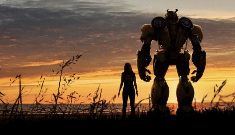 BUMBLEBEE: The Transformer Rolls Out Alone in the New Trailer to His Upcoming Adventure