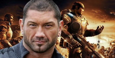 Could Dave Bautista Star in Both a GEARS OF WAR and GOD OF WAR Adaptation Based on The Video Games?