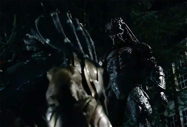 THE PREDATOR: The Mega-Predator Has Arrived in the New Promo Spot for the September Release!