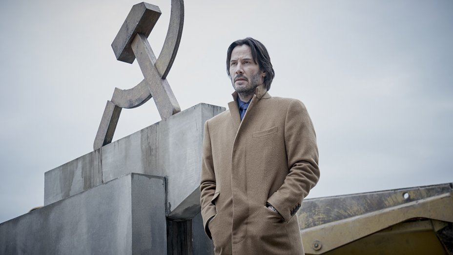SIBERIA: Keanu Reeves Plays a Game of Survival in the Official Trailer for the Upcoming Thriller