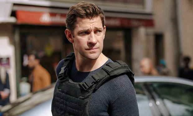 TOM CLANCY'S JACK RYAN: John Krasinski is in Deep in the New Official Trailer