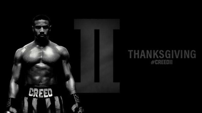 """CREED II: The First Official Trailer for the Upcoming Sequel """"MUST BREAK YOU!"""""""