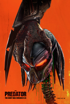 THE PREDATOR: MTV Takes You Behind The Scenes of Shane Black's Upcoming Installment!