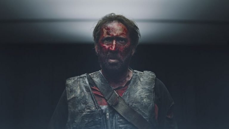 MANDY: Nicolas Cage Unleashes His Rage in the Blood Spattering Official Trailer!