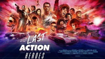IN SEARCH OF THE LAST ACTION HEROES: Help Make the Definitive Documentary about 80's Action!