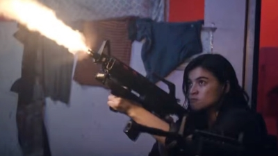 BUYBUST: The New Red Band Trailer for Erik Matti's All-Out Action Film Delivers the Bloody Goods!