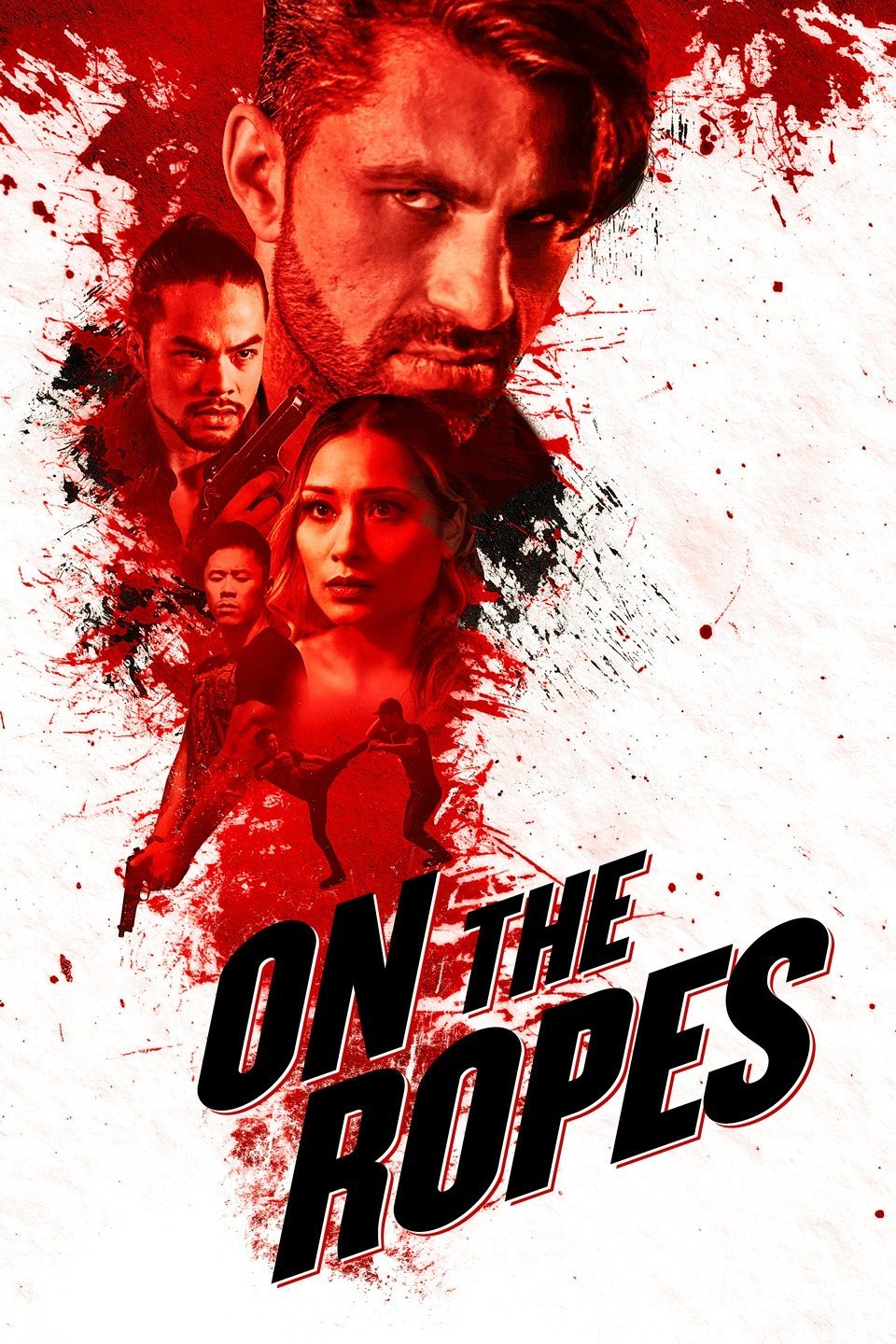 ON THE ROPES: KILL ORDER Director James Mark is Back with the New Action Film Now On DVD!