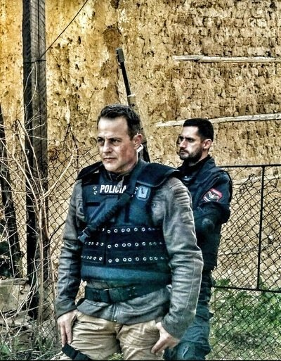 THE BRAVE: Louis Mandylor Wages a War in the Official Trailer for William Kaufman's Action Film
