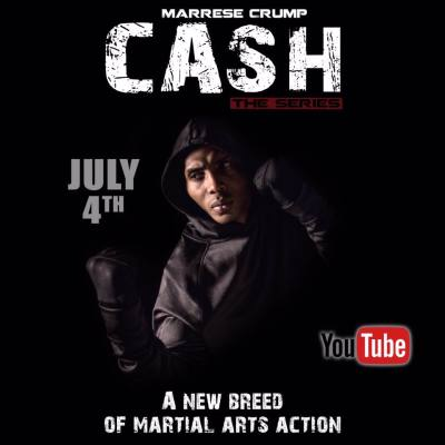 CASH THE SERIES: Marrese Crump Dishes Out Some Street Justice in His New Web Series!