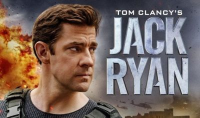 TOM CLANCY'S JACK RYAN: The New TV Spot for Amazon Prime's New Series Hits the Web!