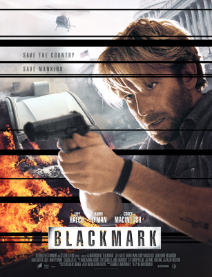 BLACKMARK: It's a Deadly Race to Save the Country and Mankind in the Trailer for the August Release