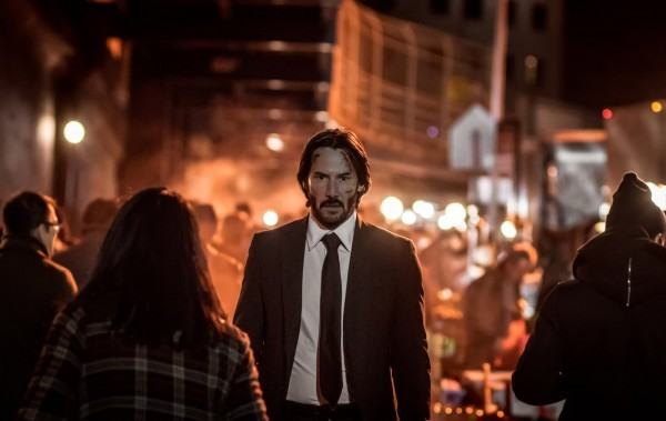 Keanu Reeves Delivers More Details on JOHN WICK 3: PARABELLUM!