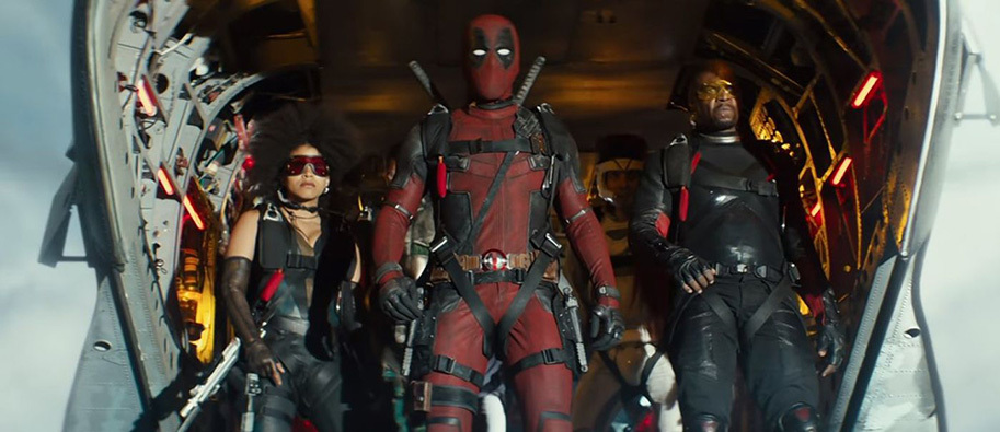 Uncut Version of DEADPOOL 2 is Set to Screen at this Year's San Diego Comic-Con!