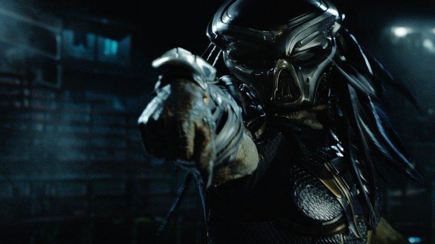 New Info Comes to Light in Regards to Reshoots for THE PREDATOR. Uh-Oh!