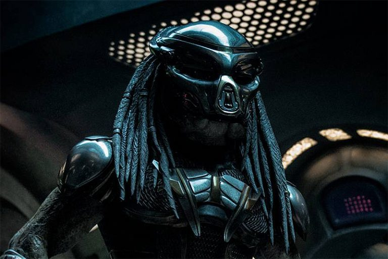 New Images Debut for THE PREDATOR!